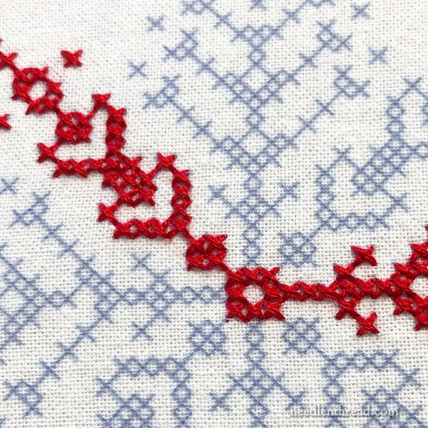 Stamped History of Cross-Stitch