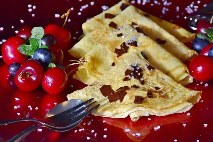 crepes fillings