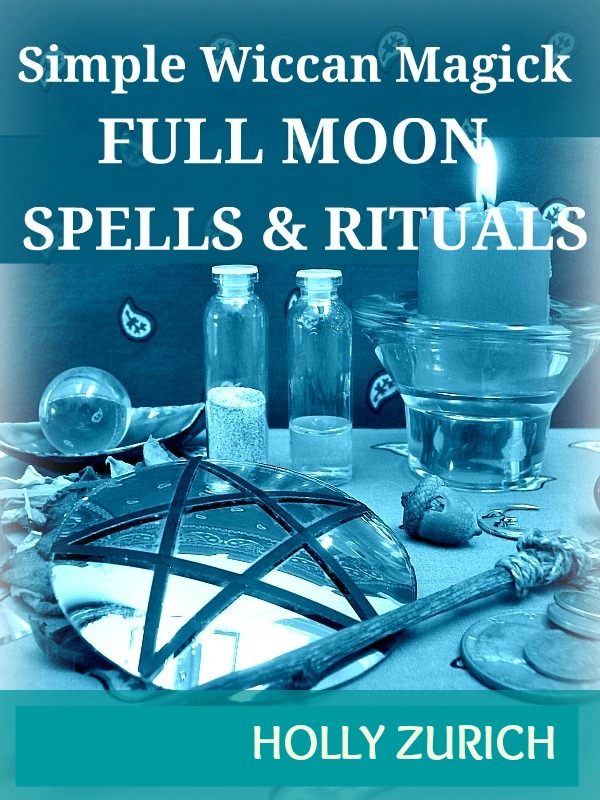 Moon Spells   Simple Wiccan Magick Spells Moon Spells