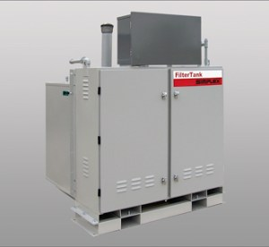 Simplex® | Fuel Supply  Filtration Systems : Filter Tank