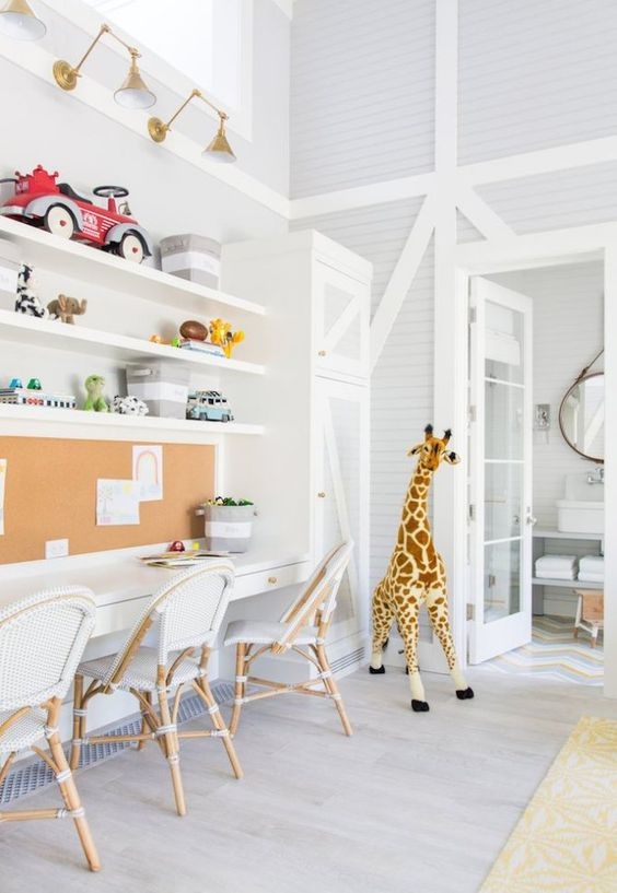 The Kids Playroom   Our Design Plan + Inspiration