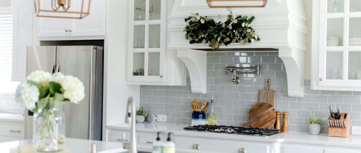 In My Home: Custom Kitchen Updates