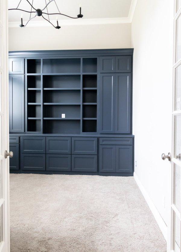 Our Custom Built-in Bookshelves Design You'll love