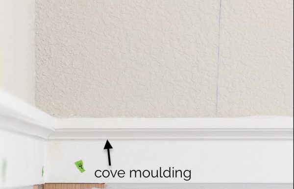 DIY - BOARD AND BATTEN WAINSCOTING 41a