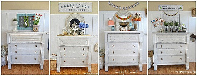 decorating for the seasons by Simplicity in the South