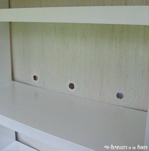 Ikea-bookshelves