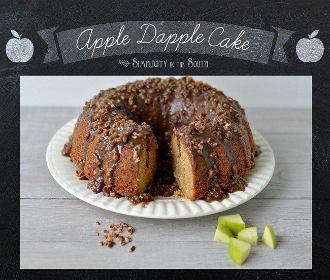 Absolutely Amazing Apple Dapple Cake Recipe