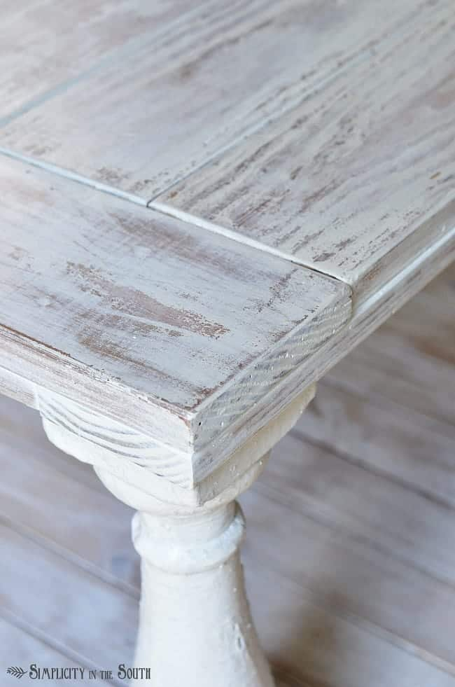 Fantastic How To Distress Wood Furniture With Milk Paint And Wet Rag Download Free Architecture Designs Terstmadebymaigaardcom