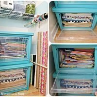 Organizing My Craft Closet: Part One (small home/ BIG IDEAS series)