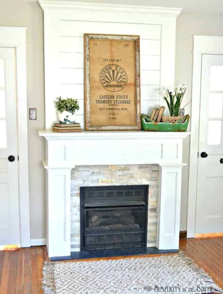 Simplicity in the South- Spring home tour