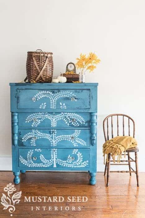 Dresser via Miss Mustard Seed