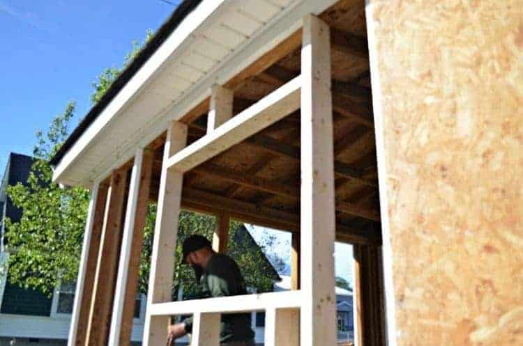 framing in windows