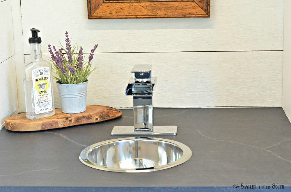 How to make your countertops look like they are made out of soapstone