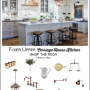 3 Favorite Fixer Upper Kitchens | Shop the Room + Get the Look