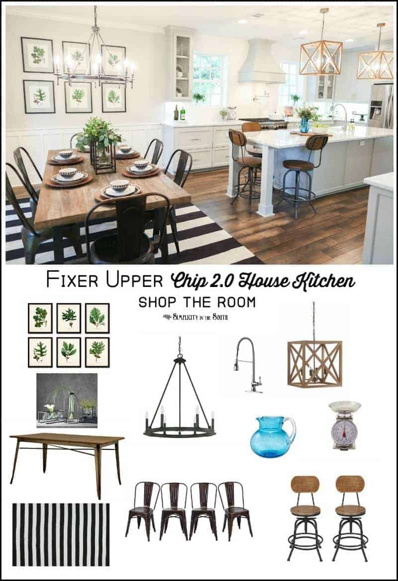 Fixer Upper Chip 2.0 Kitchen Shop The Room