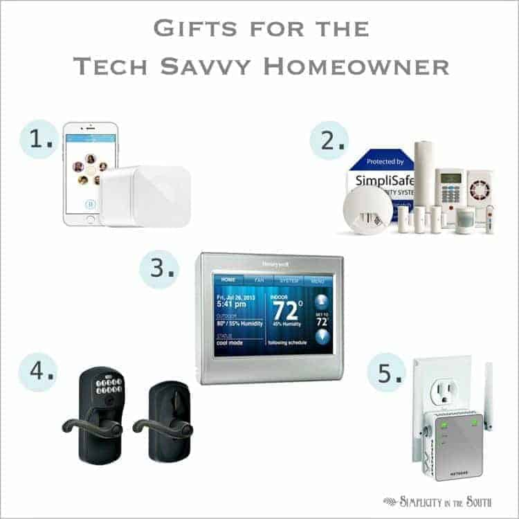 5 gifts for the tech savvy homeowner