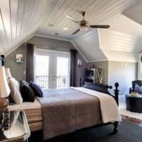 The Easiest Way to Cover a Popcorn Ceiling