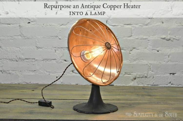 repurpose-an-antique-copper-heater-into-a-lamp