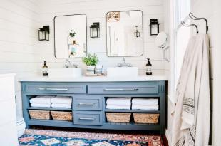 organizing tips for the bathroom vanity cabinets and shower