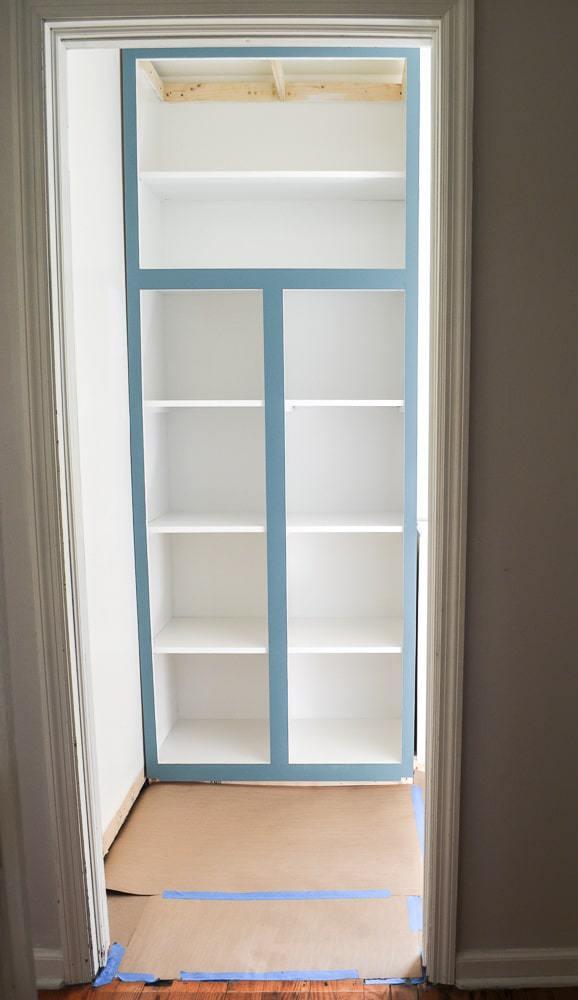 One Room Challenge week 3 pantry remodel