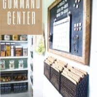How to Make a Framed Magnetic Board + Command Center: ORC Week 4