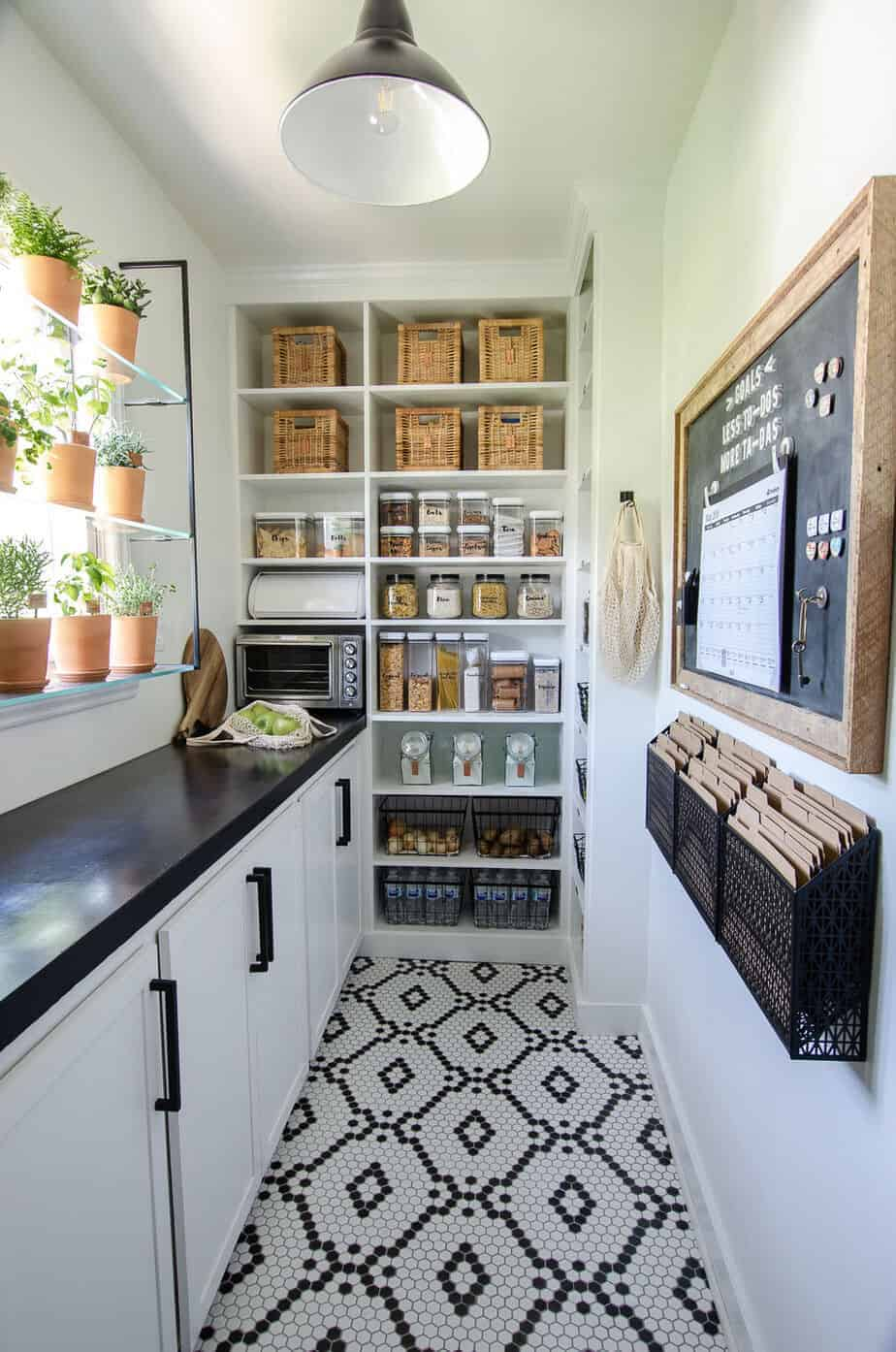 Walk In Pantry Reveal
