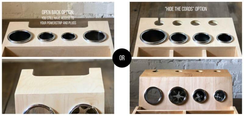 open back vs hide the cords (2)