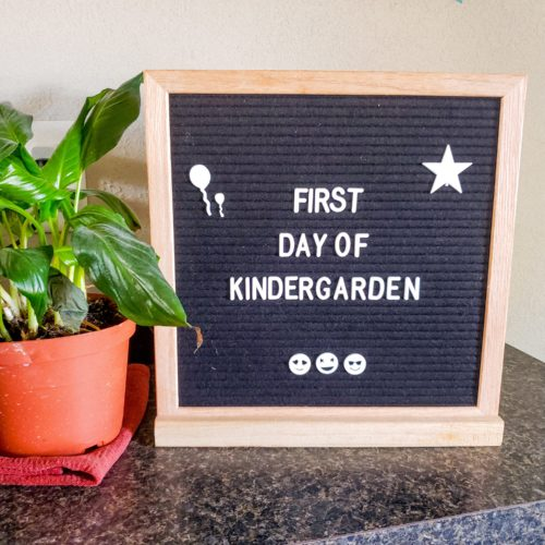 Kindergarten Home School: Keeping It Simple And Fun - Simplicity Mama
