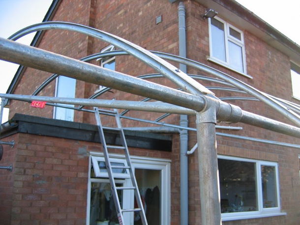 Neak Build Shed Awning Learn How