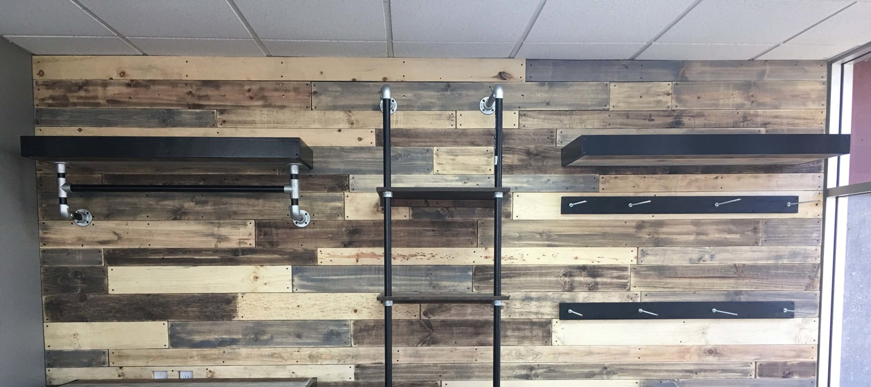 80 Diy Shelf Projects Built With Pipe Simplified Building