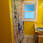 Diy Double Shower Curtain Rod With Towel Bar Plans Inside Simplified Building