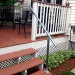 13 Outdoor Stair Railing Ideas That You Can Build Yourself Simplified Building