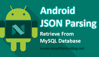 Android Spinner Example to Load JSON using Volley