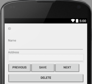 How to Fetch Data From SQLite Database In Android