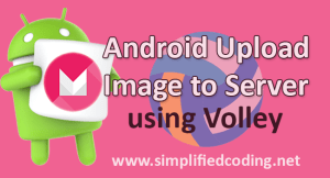 Android Upload Image to Server