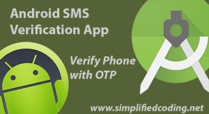 android sms verification app