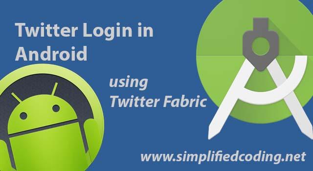 twitter login android