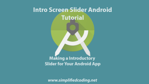 screen slider android