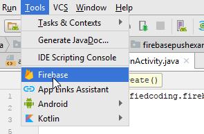 firebase cloud messaging tutorial