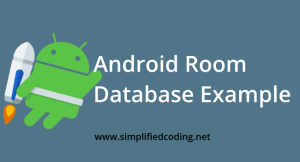 Android Room Database Example – Building a Todo App