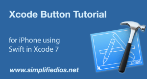 xcode button tutorial