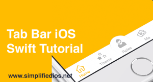 tab bar ios swift