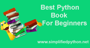 Best Python Book For Beginners – Choose A Best Python Book