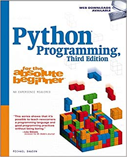 Best Python Book For Beginners