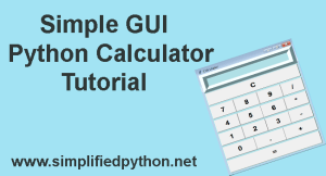 Python Calculator – Create A Simple GUI Calculator Using Tkinter