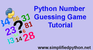 Python Number Guessing Game – Implement Number Guessing Game With Python
