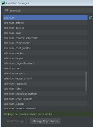 Open Chrome With Selenium Python