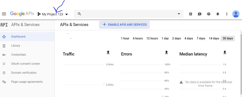 Google Custom Search API Python