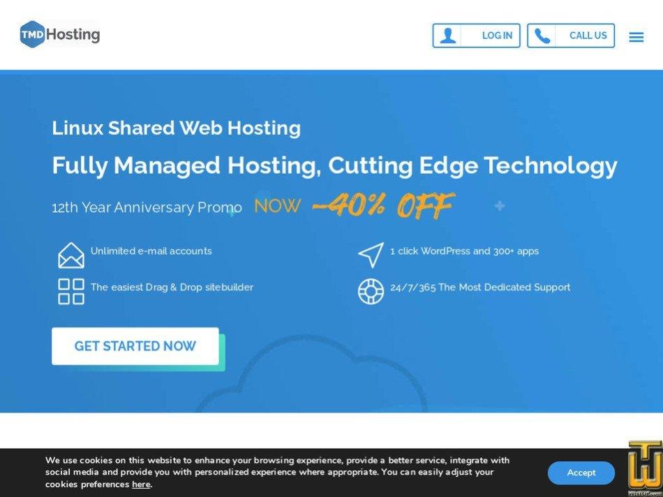 TMDhosting- best wordpress hosting