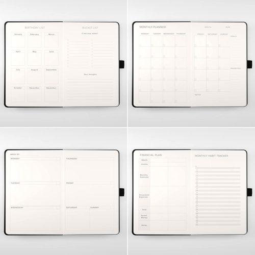scribble & dot planner diary